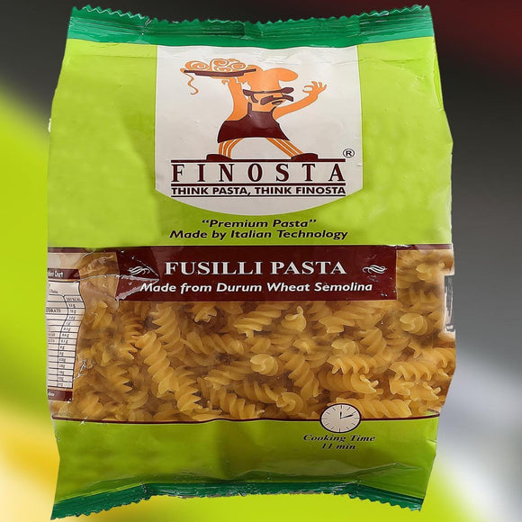 WHEAT FUSILLI PASTA - FINO - 500gm