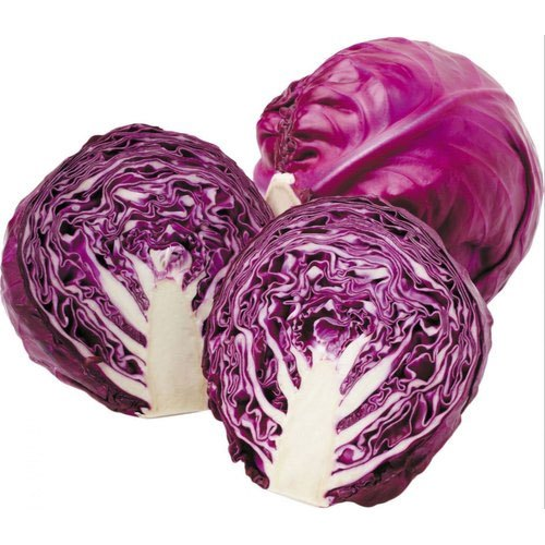 CABBAGE RED FRESH - 1KG