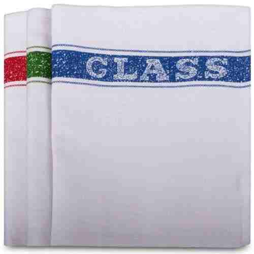 GLASS CLEANING CLOTH BIG - PACK OF 6