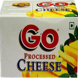 PROCESSED CHEESE - GO - 1KG