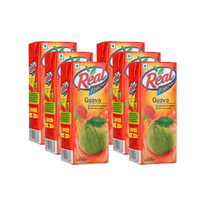 GUAVA JUICE - REAL - 1L - 12PK