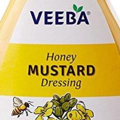 HONEY MUSTARD - VEEBA - 1KG