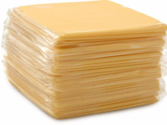 PROCESSED CHEESE SLICES (YELLOW)SONAI DAIRY-765gm