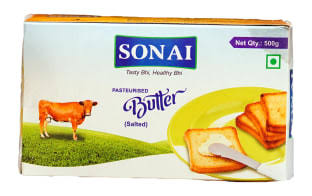 SALTED BUTTER SONAI DAIRY-1000gm