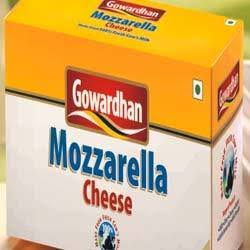 MOZZARELLA CHEESE BLOCK- GOWARDHAN