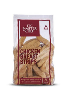 CHICKEN BREAST STRIPS - ITC