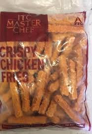 CRISPY CHICKEN FRIES - ITC - 1KG