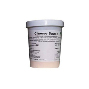 PROCESSED CHEESE SAUCE TUB-Dynamix-800 gms