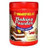BAKING POWDER - WEIK FIELD - 400GMS