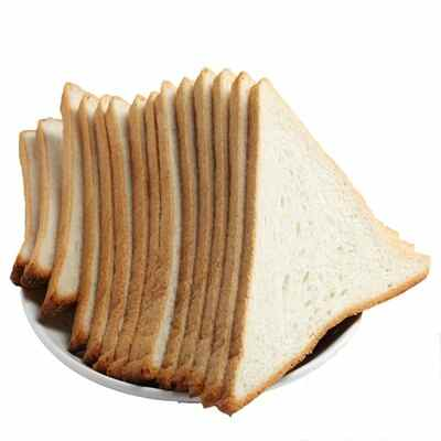 JUMBO TRIANGLE BREAD - 800GMS