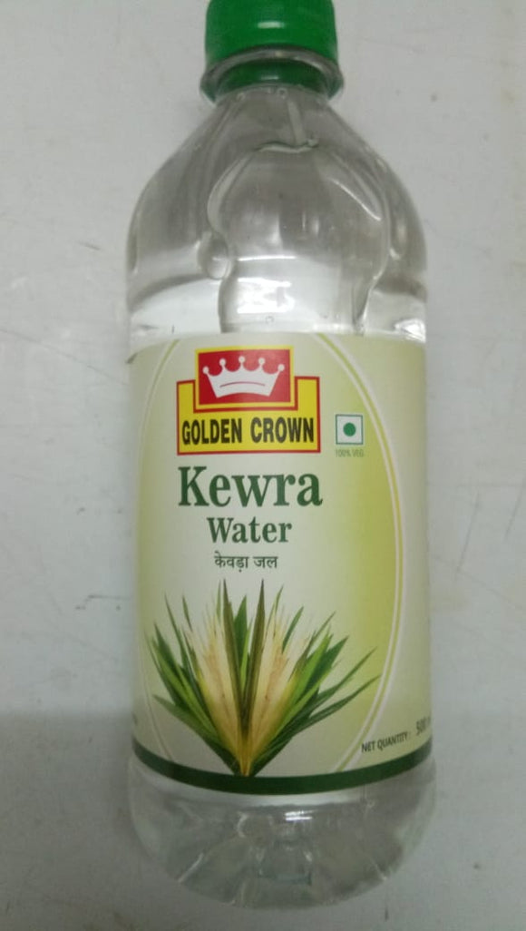 KEWRA WATER - GOLDEN CROWN - 500ml