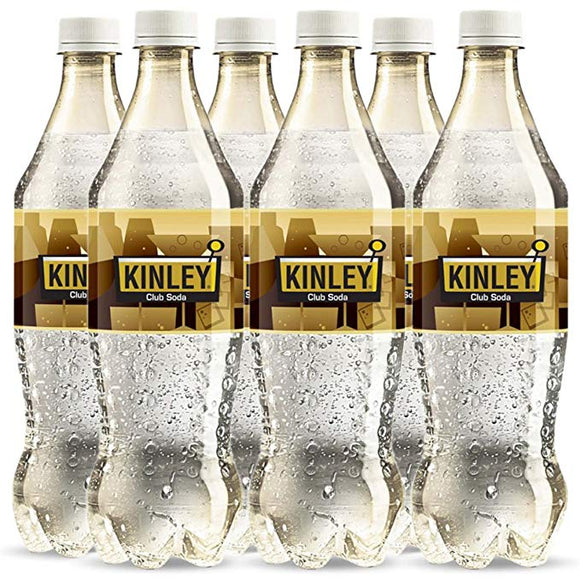 SODA - KINLEY - 750ml - PK 24