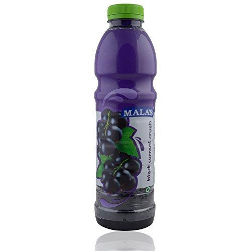 BLACK CURRANT CRUSH - MALAS - 750ML
