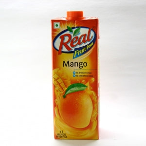 MANGO JUICE - REAL - 1L -1pc