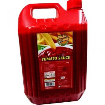 TOMATO SAUCE - FOOD RITE - MEAL TIME - 5KG
