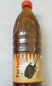 OIL - FORTUNE - MUSTARD - 1 LTR