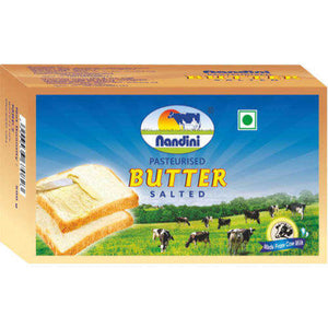 BUTTER SALTED - NANDINI - 500GMS