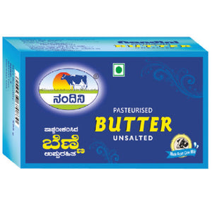 BUTTER UNSALTED - NANDINI - 500GMS