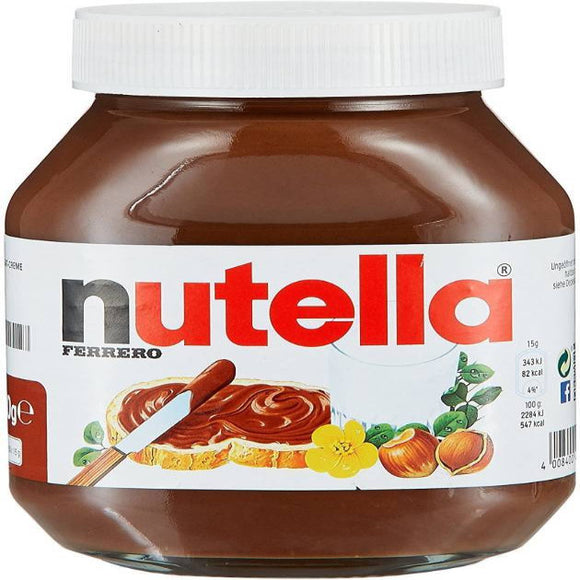 NUTELLA HAZLENUT SPREAD - 750GM