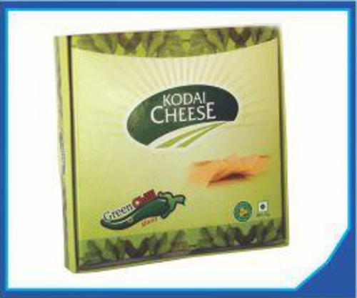 GREEN CHILLY PROCESSED CHEESE-KODAI