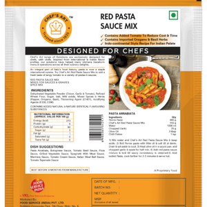 RED PASTA SAUCE MIX - VKL - 500GMS