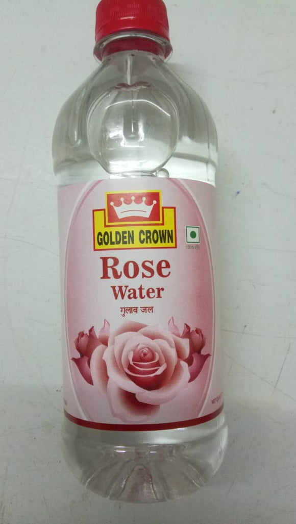 ROSE WATER - GOLDEN CROWN - 500ml