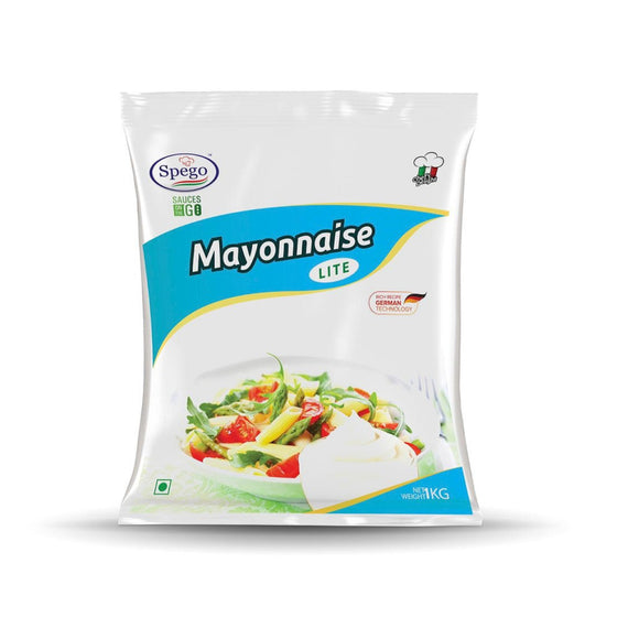 MAYONNAISE LITE - SPEGO -1KG