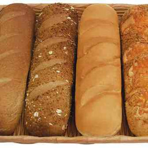 SUBWAY ROLLS STANDARD MULTIGRAIN 8 INCH - 2 PC