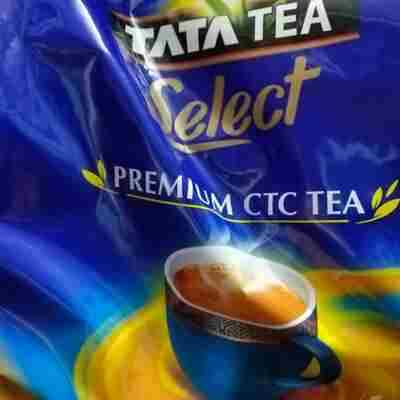 TATA TEA SELECT CTC PREM (LEAF) - 2KG