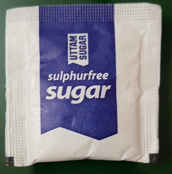 SUGAR SACHETS - UTTAM - 200PC *5GM (1KG)