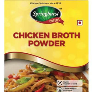 CHICKEN BROTH POWDER - CHEFS ART - 500gm