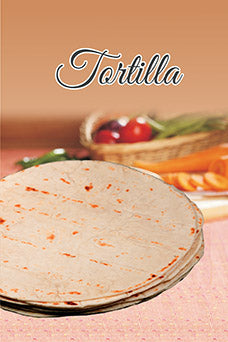 PARATHA WRAP TORTILLA SMALL 5.5 to 6 INCH -CONVENIO