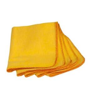YELLOW CLOTH BIG - PACK OF 12