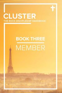 CLUSTER - Book Three: Member