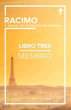 Load image into Gallery viewer, RACIMO - Libro Tres: Miembro