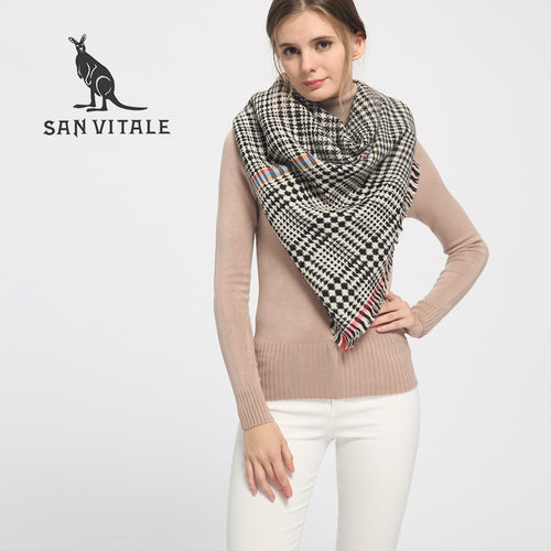Cashmere Winter Women's Shawl - different styles