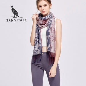 Soft Fashion Luxury Cashmere Scarf - more styles