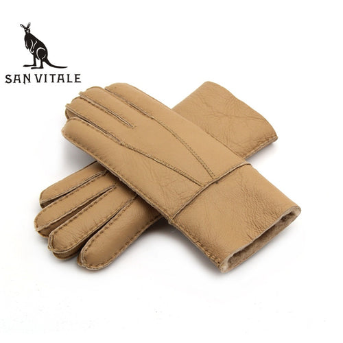 Classic Women's Leather Gloves