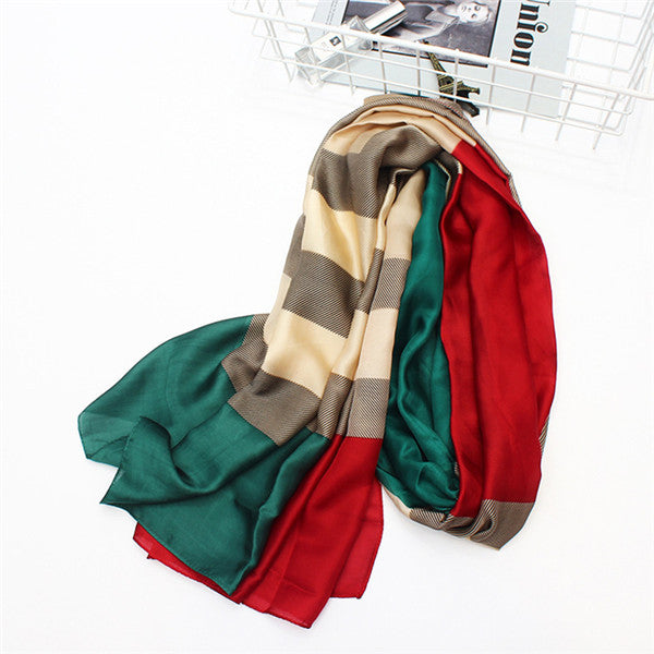 Top Quality Women's Silk Scarf