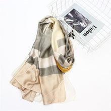 Load image into Gallery viewer, Top Quality Women's Silk Scarf