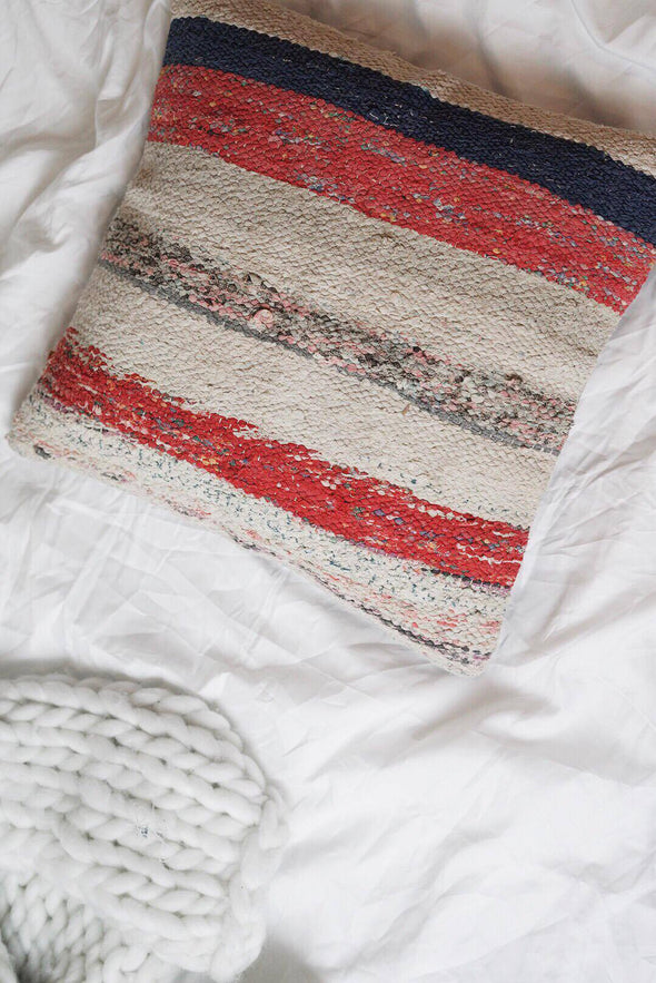 Coussin kilim vintage ANY