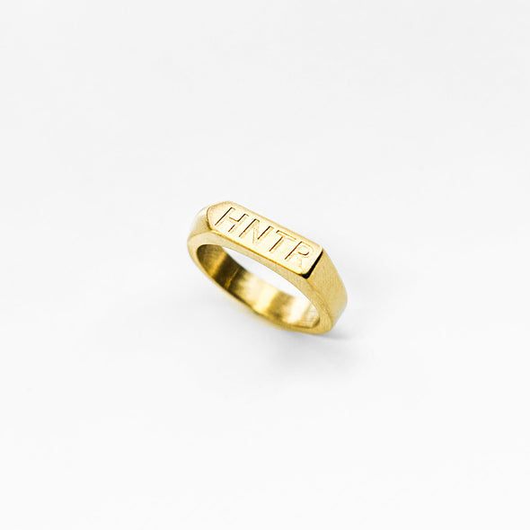 HNTR BY HNTR | Gold Ring