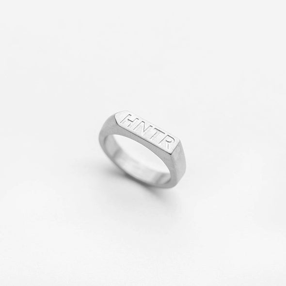 HNTR BY HNTR | Silver Ring