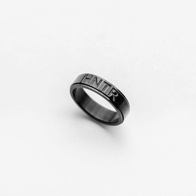 HNTR Original | Black Ring