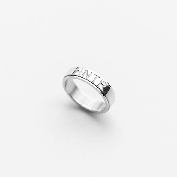 HNTR Original | Silver Ring