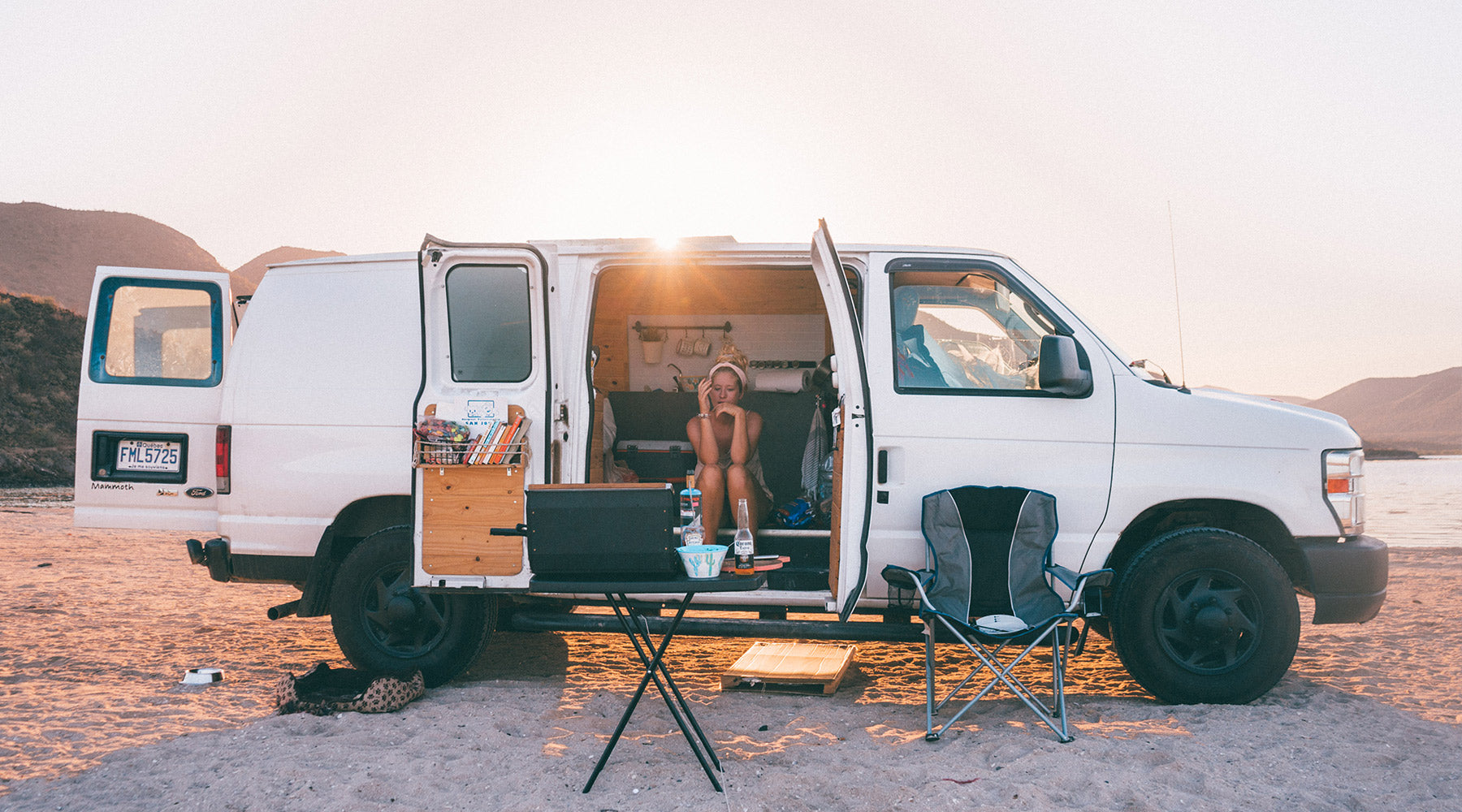 Vanlife Gear Guide: 10 Must-Haves by @juliette.orlans