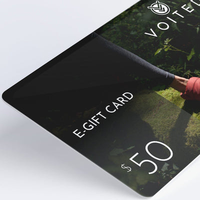 VOITED E-Gift Cards