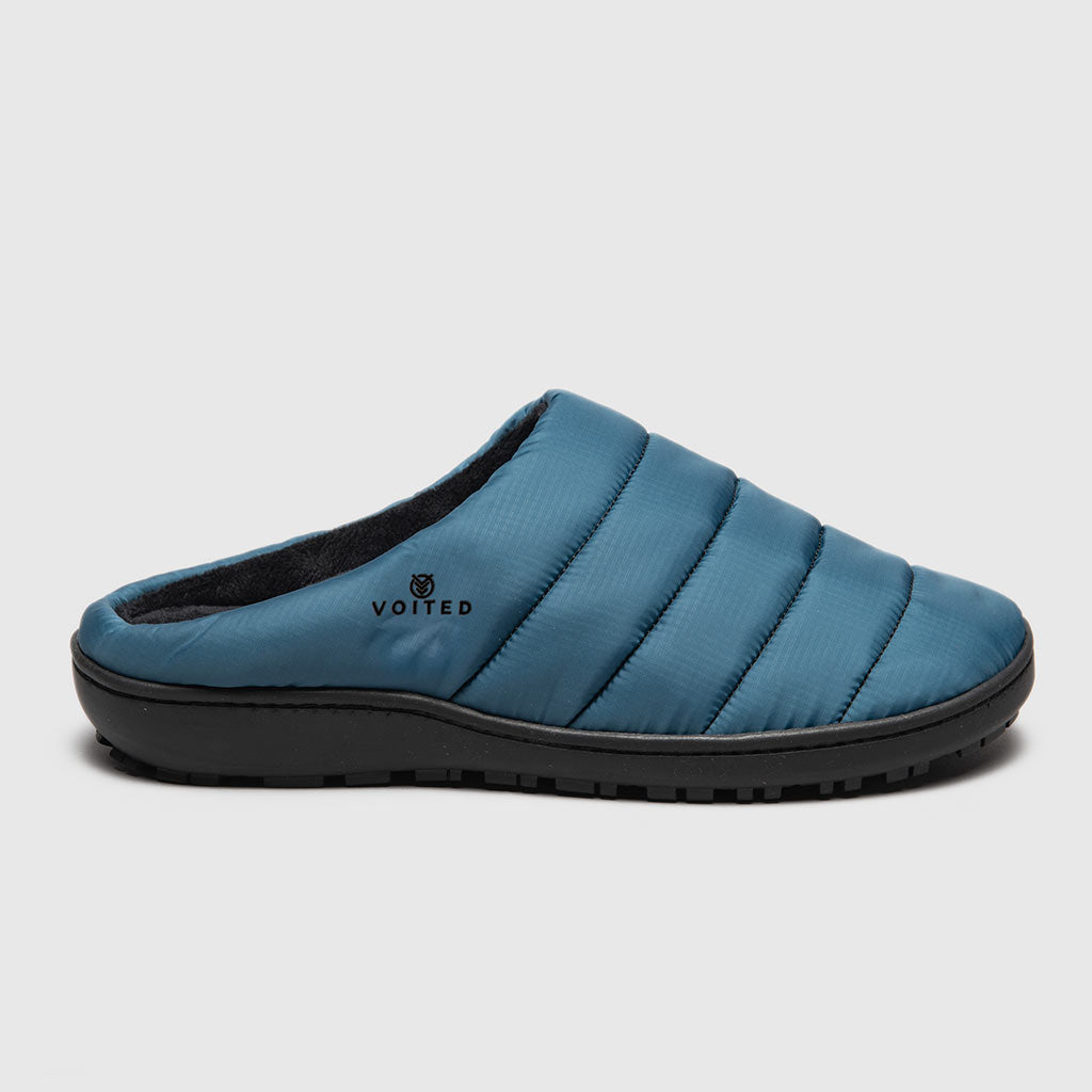 SOUL SLIPPER - LIGHTWEIGHT, INDOOR/OUTDOOR CAMPING SLIPPERS LEGION BLUE