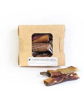 "Healthy Chew Sticks ""Light"" - Beef Liver, 5 chews box"