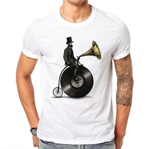 Penny Farthing Tee